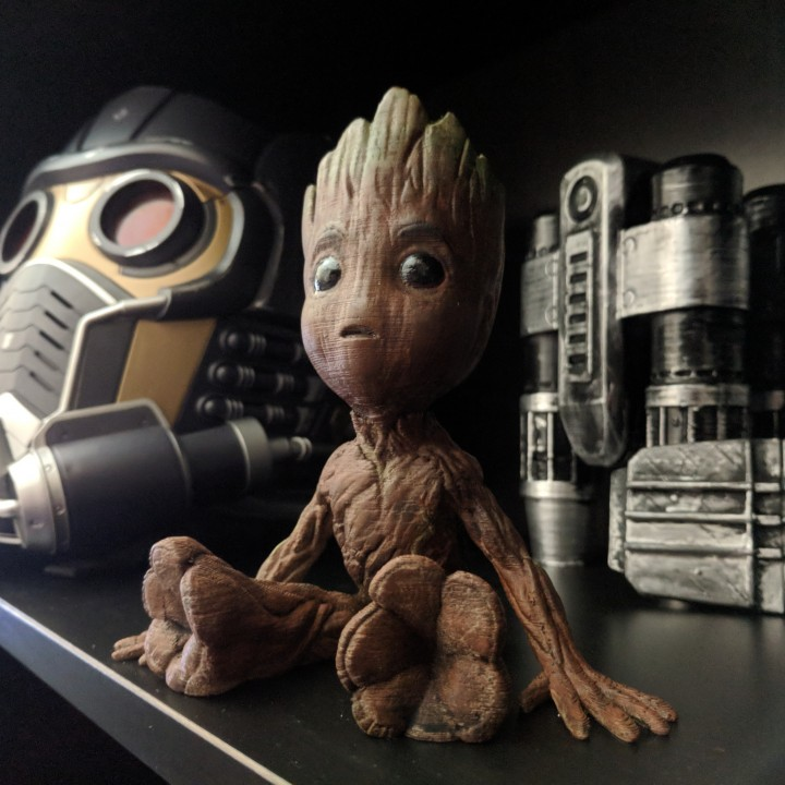 Picture of print of Baby Groot This print has been uploaded by jake Norsworthy