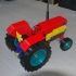 OpenRC Tractor cabin print image