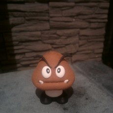 Picture of print of GOOMBA