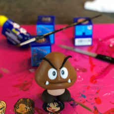 Picture of print of GOOMBA This print has been uploaded by Henrik Ludvigsen Steenhoff