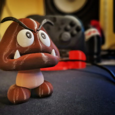 Picture of print of GOOMBA This print has been uploaded by Lennert