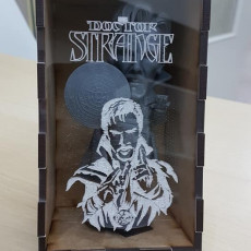Picture of print of Dr Strange This print has been uploaded by Nikos Antonakis