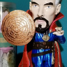 Picture of print of Dr Strange This print has been uploaded by Cyrus Park
