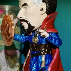 Picture of print of Dr Strange