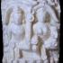 Sitting Jain Yashka and Yakshini image