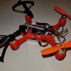 Picture of print of MK XI Micro Quad Frame This print has been uploaded by Bill McKay
