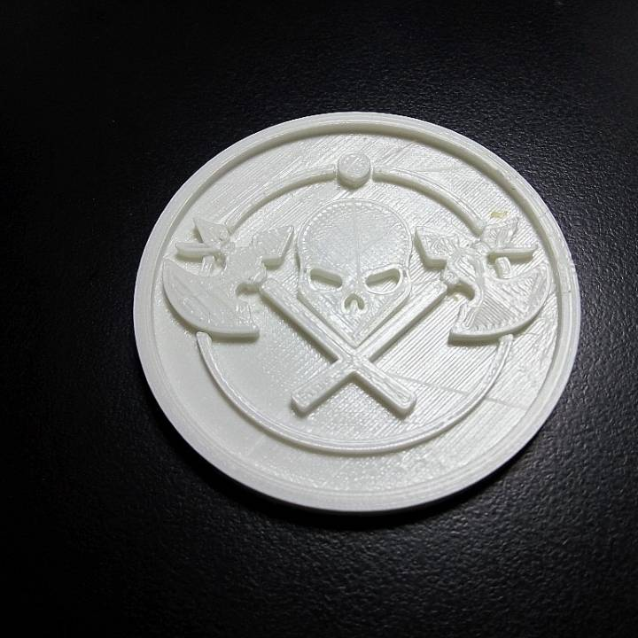 Destiny Emblem Coasters - The Faction Set