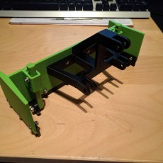 Picture of print of OpenRC Tractor leveler