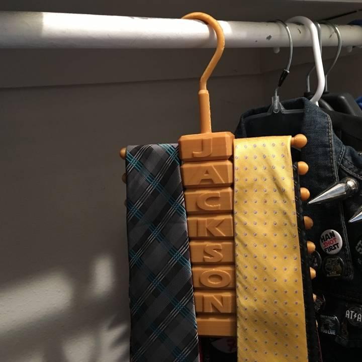 Tie Hanger
