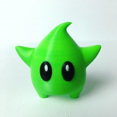Picture of print of Luma - from Super Mario