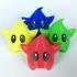 Luma - from Super Mario print image