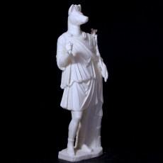 Statue of Hermanubis