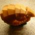 Save pangolins print image
