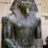 Khafre Enthroned image