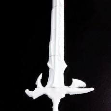 Dragur Sword (ESV) Full size