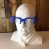 #Design It Wright Hingeless Arrows Glasses image