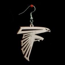 Atlanta Falcons Earrings Super Bowl 2017