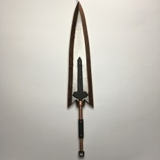 Monster Hunter Iron Sword