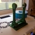 Art Deco Style Spool Holder With Bearings image
