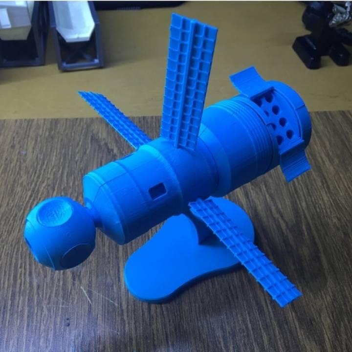 Space Station Vjuga