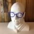 Floreon challenge - glasses for Ian Wright image