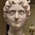 Head of a noble roman woman image