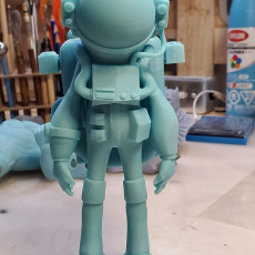 Picture of print of Astroneer Figure