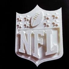 NFL National Football League - Logo
