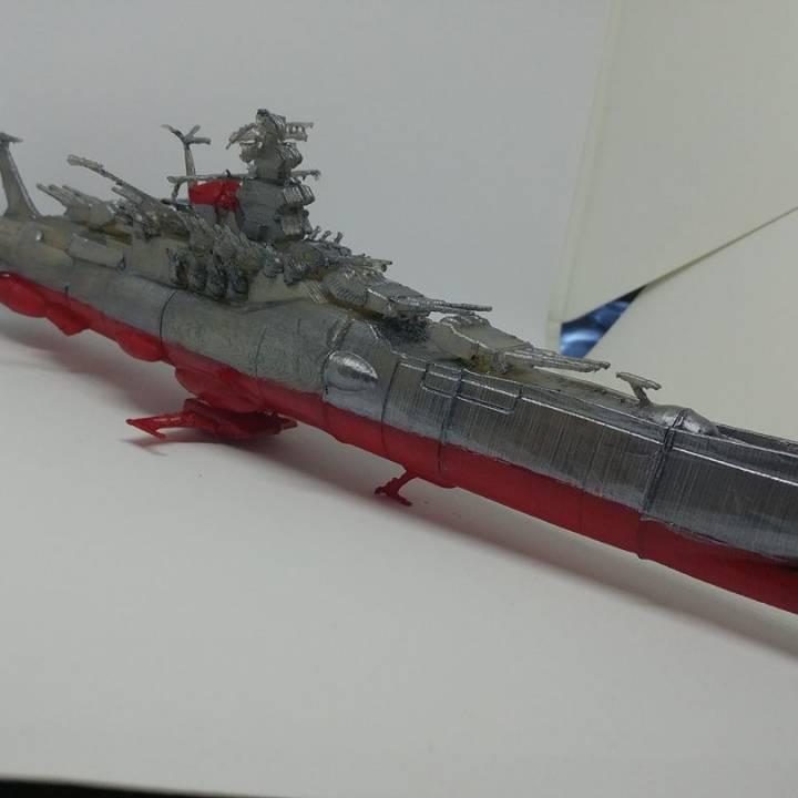 Remixed: Space Battleship Yamato (Star Blazers)
