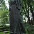 Gravestone Depicting a Woman image