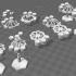 Spacestation for Tabletop Games - Orbital Factory Station - Mod.1&2 image
