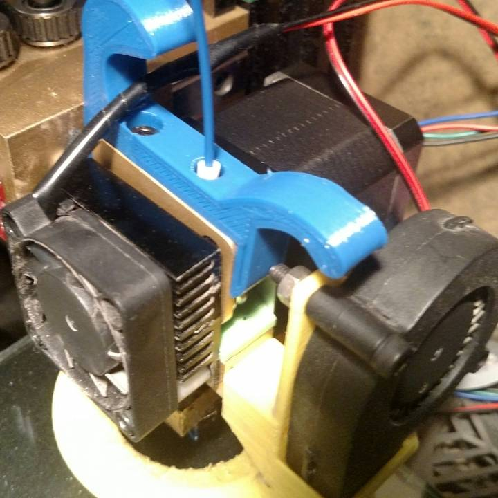 Prusa i4 Quick Filament Change Lever