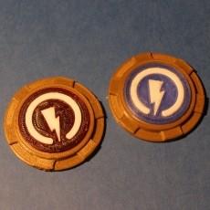 Rusty Rivets Badge