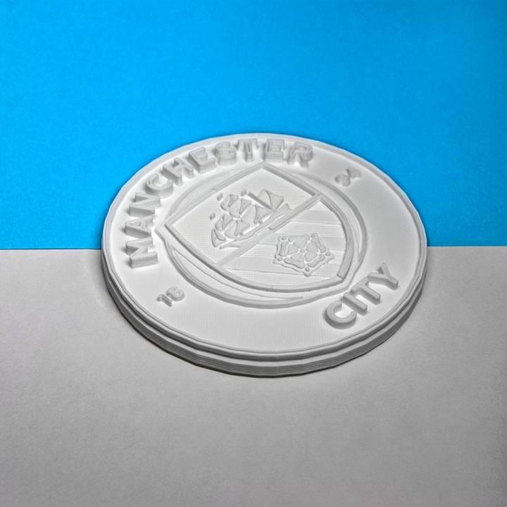Manchester City FC - Logo