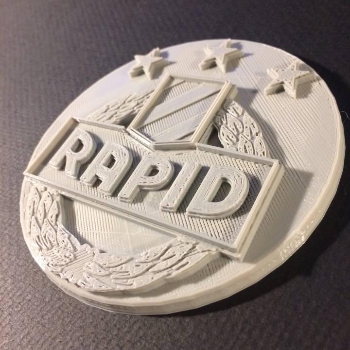 SK Rapid Wien - Logo