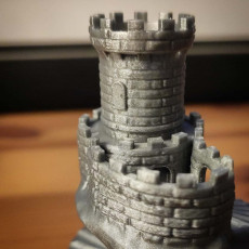 Picture of print of Spiral Tower