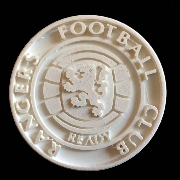 Glasgow Rangers FC - Logo