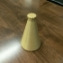 Cone Bottle with Screw Lid ( Flask ) image
