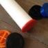 Ikea table leg color hack image