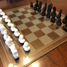 Picture of print of Phallic Chess