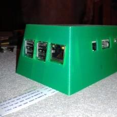 Case for Raspberry Pi 2 Model B