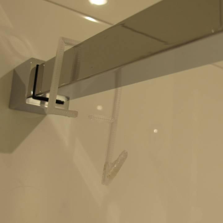 Bathroom Wiper hook