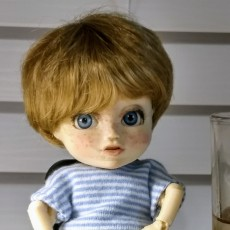 Picture of print of Ball jointed doll Dory by LegrandDoll