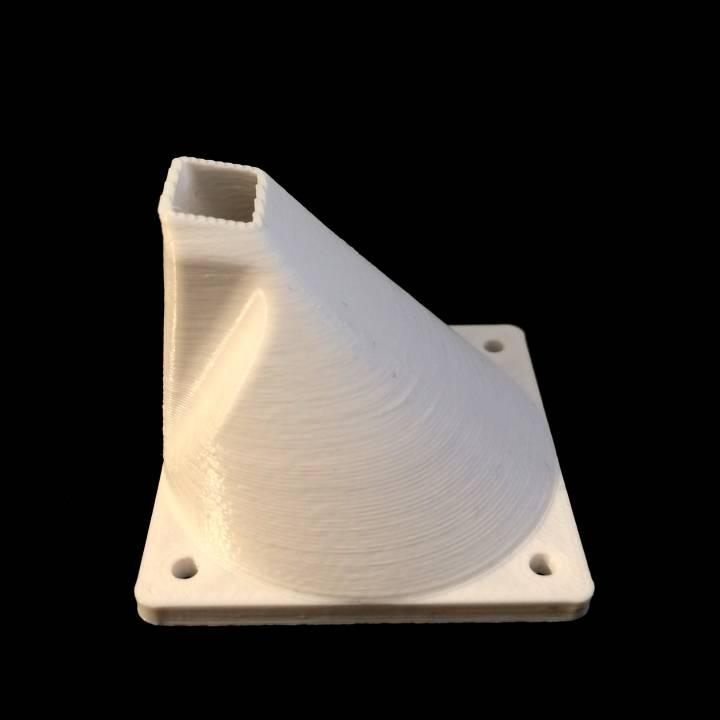 40mm Fan Shroud for Printrbot Simple 1403