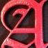 Scarlet Letter - Tactile Writing Prompt image