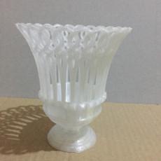 Picture of print of Porcelain vase - XVII century