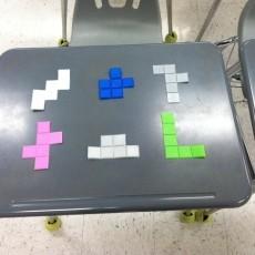 Nets of a Cube - Geometry Manipulative Set