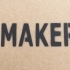 Maker Faire NY 2014 - Stencil Business Card image