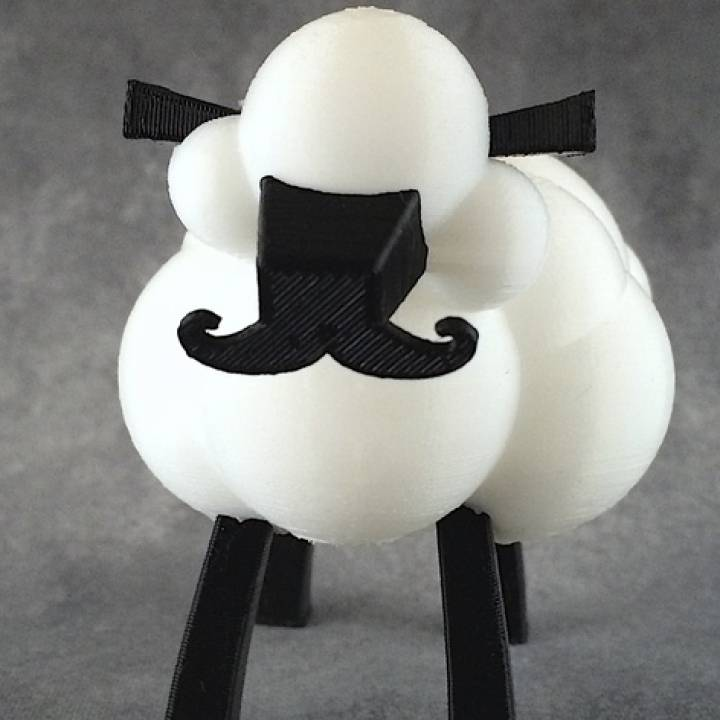 Costume for Carla and LEO's Sheep