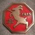 Year of the Goat Medallion 2015 image